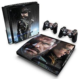 PS3 Slim Skin - Metal Gear Solid V
