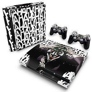 PS3 Slim Skin - Joker Coringa