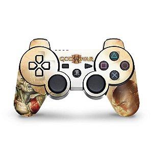 PS3 Controle Skin - God Of War 3 #1