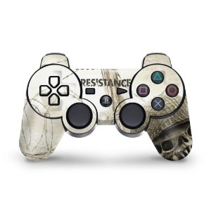 PS3 Controle Skin - Resistance Fall Of