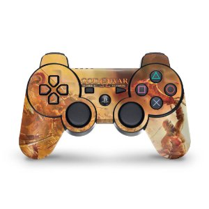 PS3 Controle Skin - God Of War 2