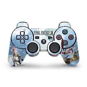 PS3 Controle Skin - Final Fantasy Xiii #b