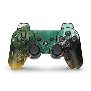 PS3 Controle Skin - Lara Tomb Raider
