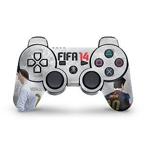 PS3 Controle Skin - Fifa 14 2014