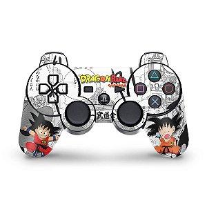 PS3 Controle Skin - Dragon Ball Clássico
