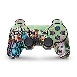PS3 Controle Skin - Esquadrão Suicida Coringa