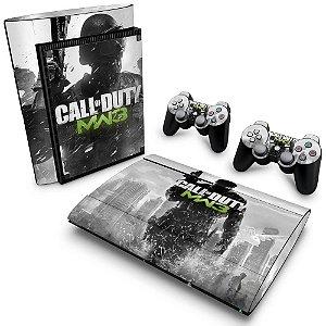 PS3 Super Slim Skin - Call of Duty Modern Warfare 3