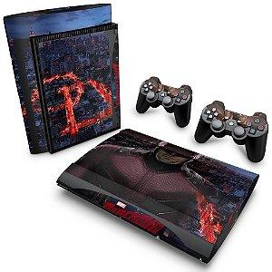 PS3 Super Slim Skin - Daredevil Demolidor