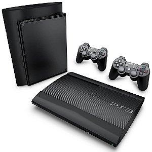 PS3 Super Slim Skin - Transparente