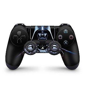 Skin PS4 Controle - Star Wars - Darth Vader