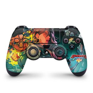 Skin PS4 Controle - Streets Of Rage 4
