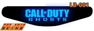 PS4 Light Bar - Call Of Duty Ghosts