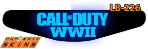 PS4 Light Bar - Call Of Duty Ww2