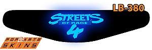 PS4 Light Bar - Streets Of Rage 4