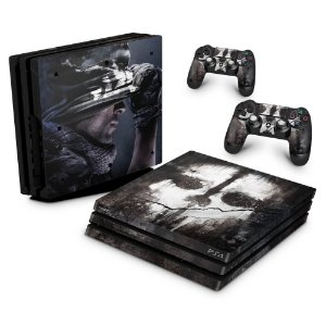 PS4 Pro Skin - Call of Duty Ghosts