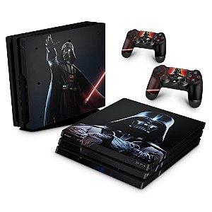 PS4 Pro Skin - Star Wars - Darth Vader