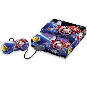 Super Nintendo Skin - Mario Galaxy