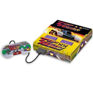 Super Nintendo Skin - Top Gear