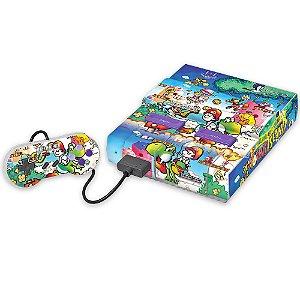 Super Nintendo Skin - Super Mario World 2: Yoshi's Island