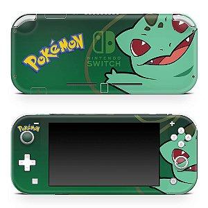 Nintendo Switch Lite Skin - Pokémon Bulbasaur