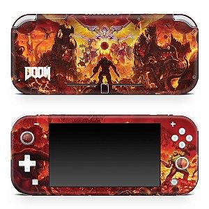 Nintendo Switch Lite Skin - Doom