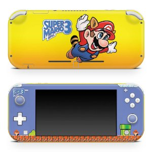 Nintendo Switch Lite Skin - Super Mario Bros 3