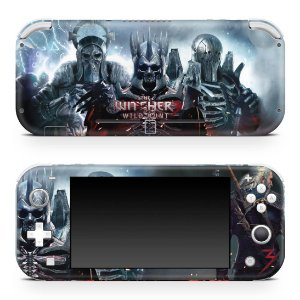 Nintendo Switch Lite Skin - The Witcher 3: Wild Hunt
