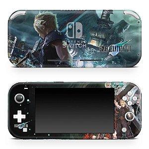 Nintendo Switch Lite Skin - Final Fantasy Vii: Remake