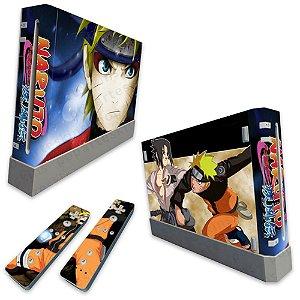 Skin Nintendo Wii - Naruto