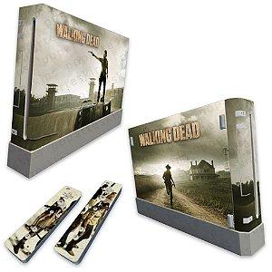 Skin Nintendo Wii - The Walking Dead a