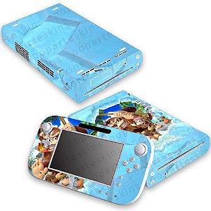 Nintendo Wii U Skin - Donkey Kong Tropical Freeze