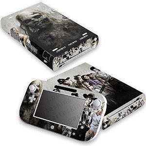 Nintendo Wii U Skin - The Walking Dead