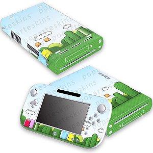 Nintendo Wii U Skin - Super Mario