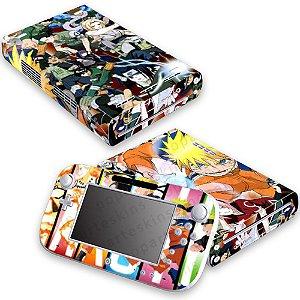 Nintendo Wii U Skin - Naruto