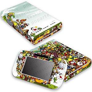 Nintendo Wii U Skin - Evolution