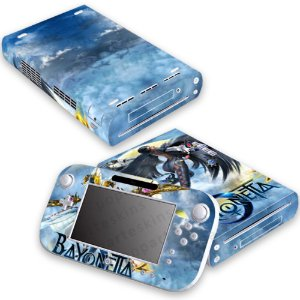 Nintendo Wii U Skin - Bayonetta 2