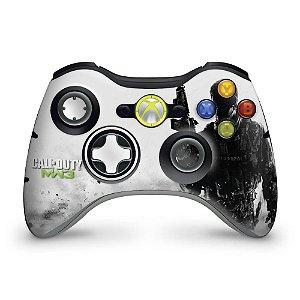 Skin Xbox 360 Controle - Call Of Duty Modern War 3