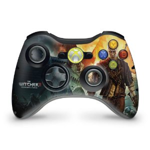 Skin Xbox 360 Controle - The Witcher 2