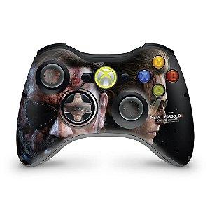 Skin Xbox 360 Controle - Metal Gear Solid V