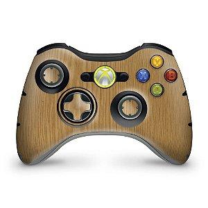Skin Xbox 360 Controle - Madeira #2