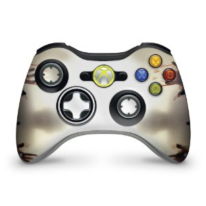 Skin Xbox 360 Controle - Fear The Walking Dead