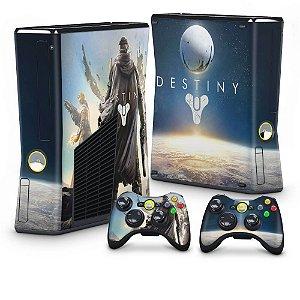 Xbox 360 Slim Skin - Destiny