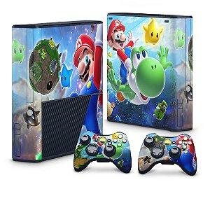 Xbox 360 Super Slim Skin - Super Mario