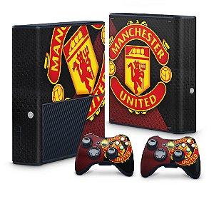 Xbox 360 Super Slim Skin - Manchester United
