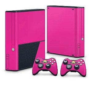 Xbox 360 Super Slim Skin - Rosa Pink