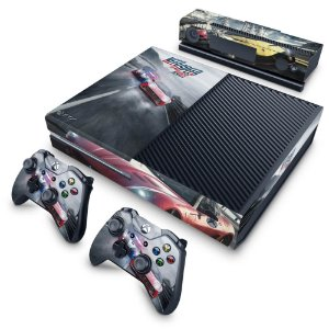 Xbox One Fat Skin - Need for Speed Rivals