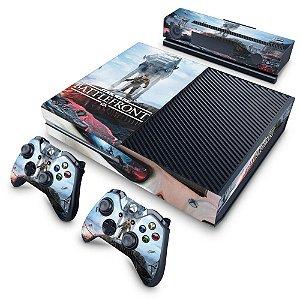 Xbox One Fat Skin - Star Wars - Battlefront