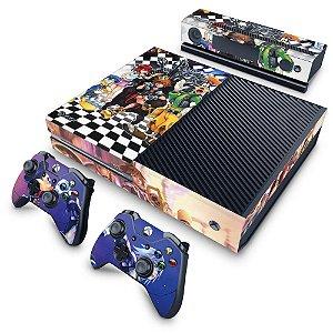 Xbox One Fat Skin - Kingdom Hearts