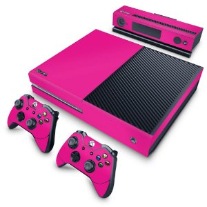Xbox One Fat Skin - Rosa Pink