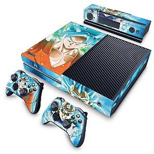 Xbox One Fat Skin - Dragon Ball Super